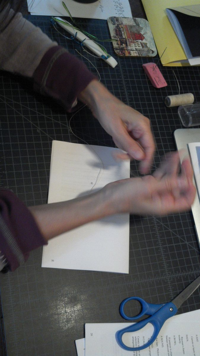 How to Make a Book - Step 2