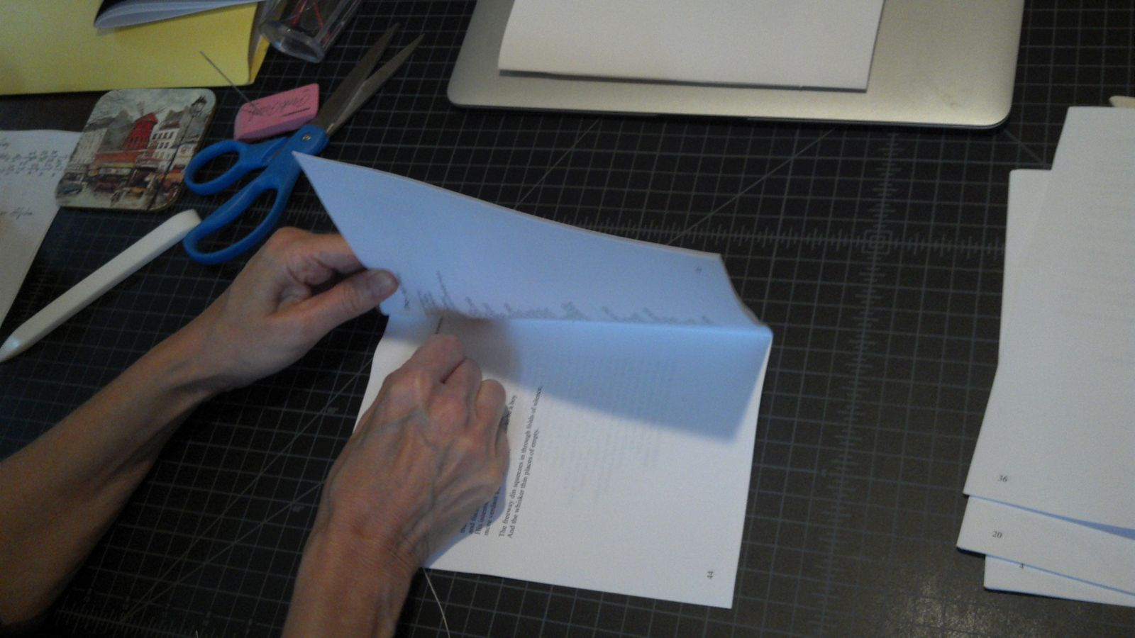 How to Make a Book - Step 4