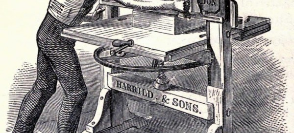1820s_paper_cutter,_woodcut_engraving_by_George_Baxter